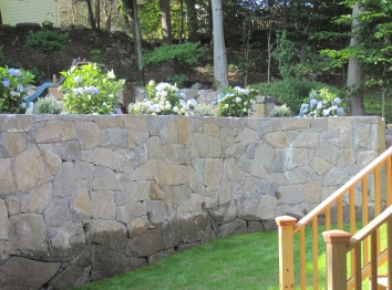 Wall---Deck-Stairs